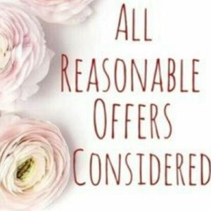 Other - 🌸🌸Reasonable Offers Welcome🌸🌸